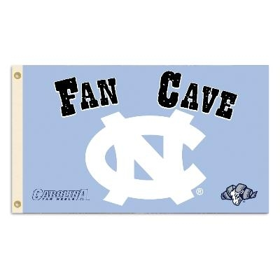 N. Carolina Fan Cave 3 X 5 Flag - 95608 - Ncaa College North Carolina State Uprc Wolf Pack And Variants Pet Fan Gear 95608