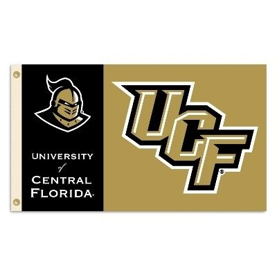 Central Florida 3 X 5 Flag - 95259 - Ncaa College Central College Central Dutch Metal Sign 95259