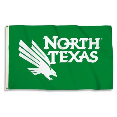 Ncaa College North Texas Unt Eagles Flags - 23203 - North Texas 3 X 5 Flag 23203