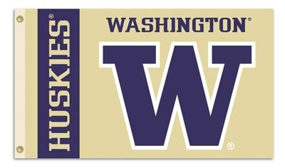 Washington 3 X 5 Flag - 95054 - Nhl Hockey Washington Capitals Metal Sign 95054