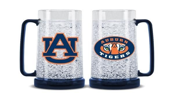 Auburn Tigers Crystal Freezer Mug - 9413159424 - Ncaa College Auburn Aub Tigers Plastic Parking Sign 9413159424