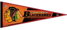 Chicago Blackhawks Pennant - 3208563859 - Nhl Hockey Chicago Blackhawks Pennants 3208563859