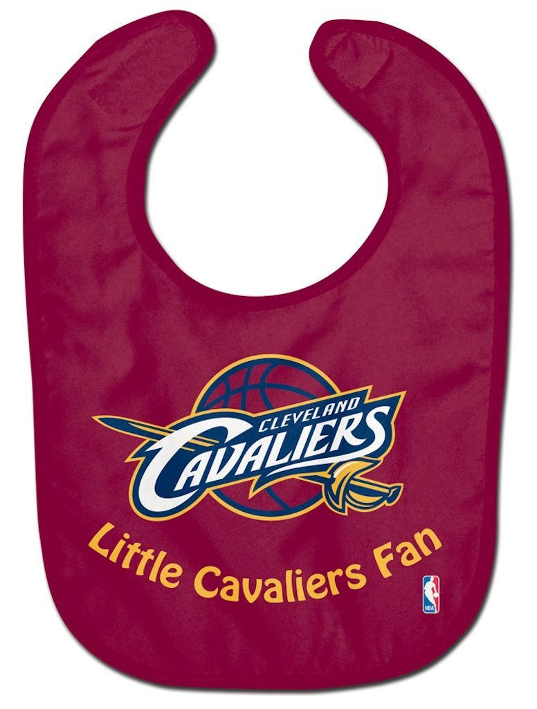 Nba Basketball Cleveland Cavaliers Baby Fan Gear - 9960620592 - Cleveland Cavaliers Baby Bib-all Pro Little Fan 9960620592