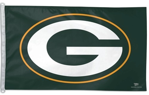 Green Bay Packers Flag 3x5 - 3208520576 - Nfl Football Green Bay Packers 3x5 Flags 3208520576