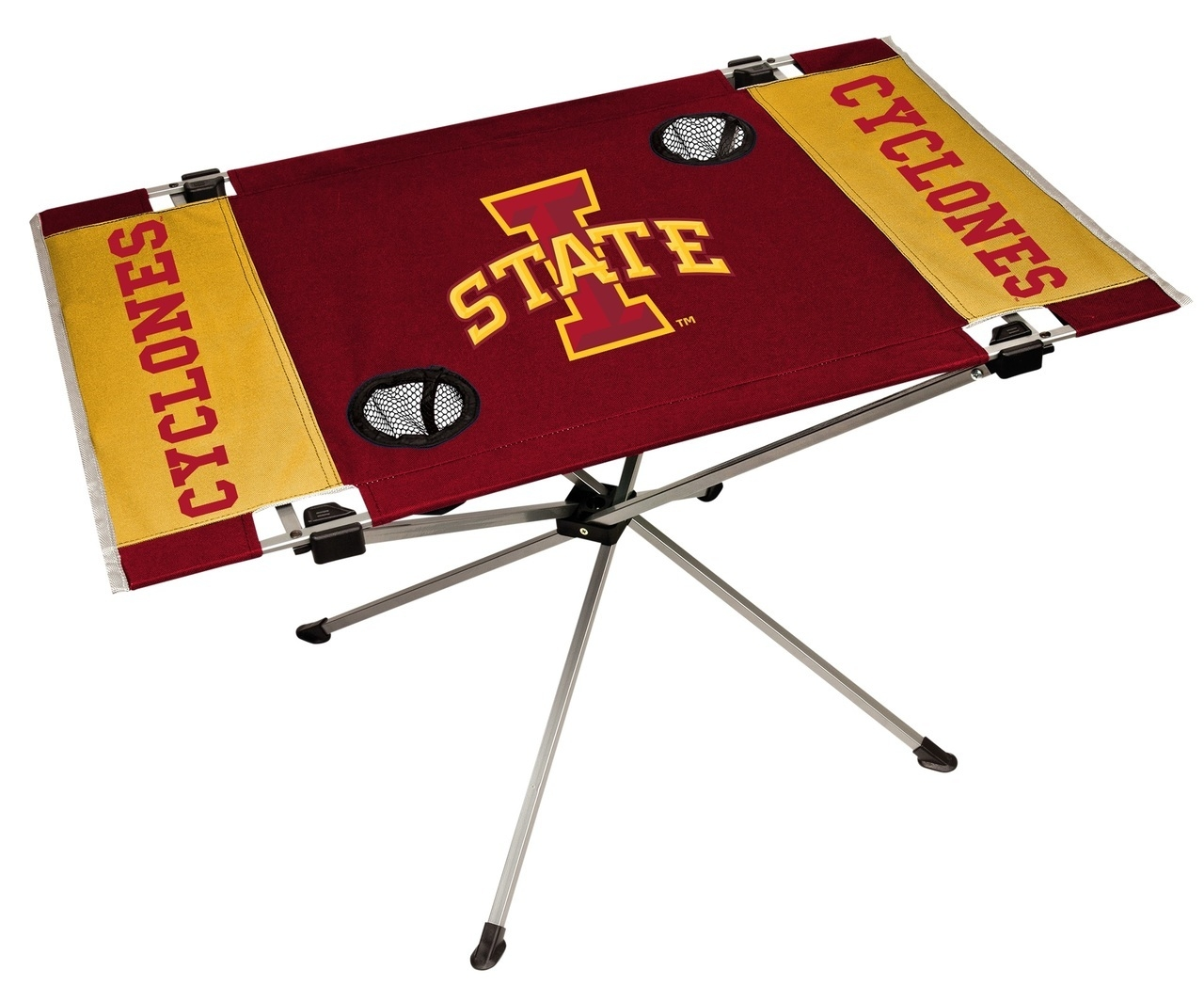 Iowa State Cyclones Table Endzone Style - 1509940553 - Ncaa College Iowa State Isu Cyclones Bath 1509940553