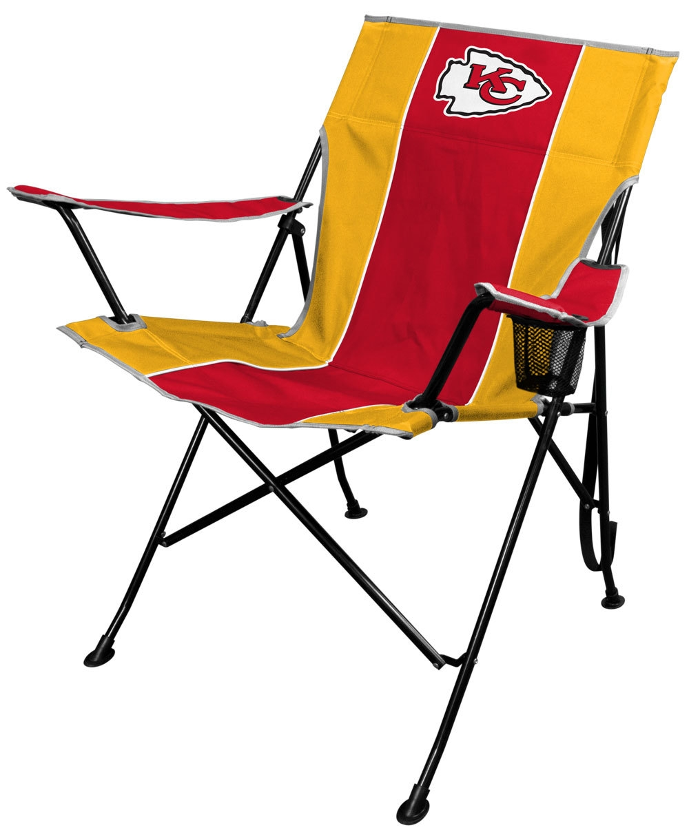 Nfl Football Kansas City Chiefs Bath - 1509989313 - Kansas City Chiefs Chair Tailgate 1509989313