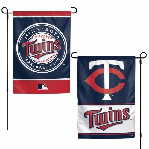 Minnesota Twins Flag 12x18 Garden Style 2 Sided - 3208516284 - Mlb Baseball Minnesota Twins Garden Flags 3208516284