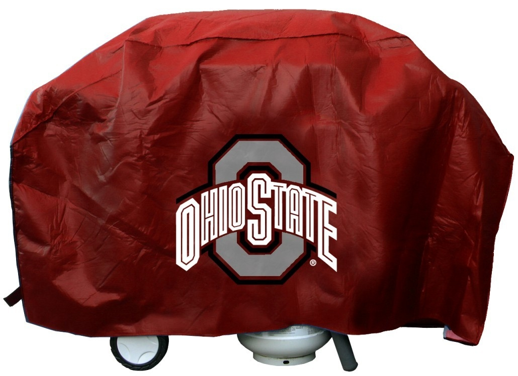 Ohio State Buckeyes Grill Cover Economy Red - 9474638266 - Ncaa College Ohio State Osu Buckeyes Lawn Garden Grill Covers Accessories 9474638266