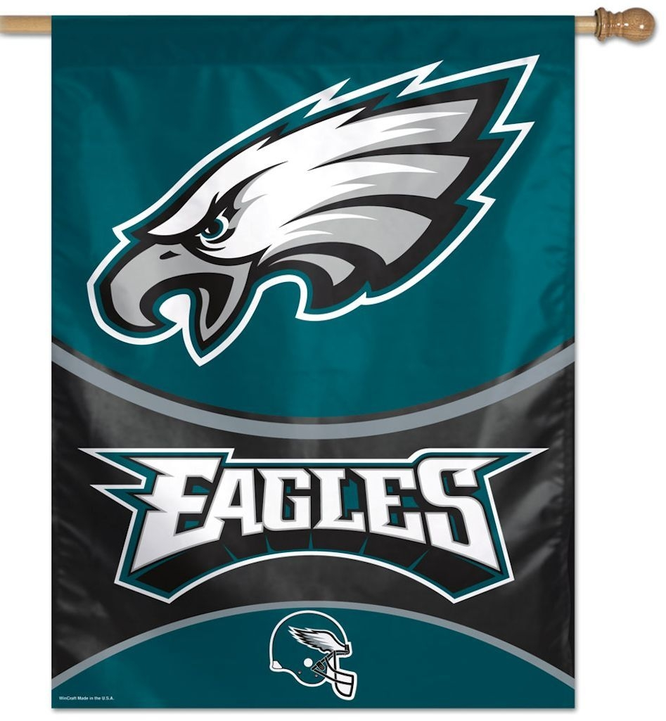 Philadelphia Eagles Banner 27x37 - 3208557329 - Nfl Football Philadelphia Eagles Banners 3208557329