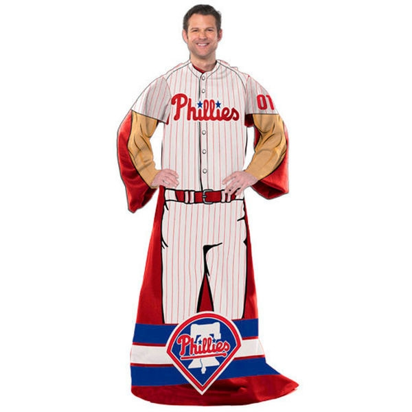 Philadelphia  Blanket Comfy Throw Player Design - 8791855288 - Mlb Baseball Philadelphia  Comfy Throws 8791855288