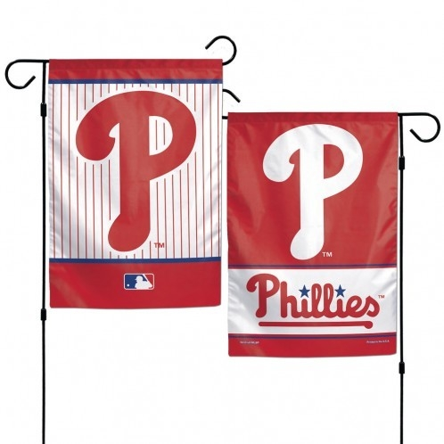 Mlb Baseball Philadelphia  Garden Flags - 3208516188 - Philadelphia  Flag 12x18 Garden Style 2 Sided 3208516188