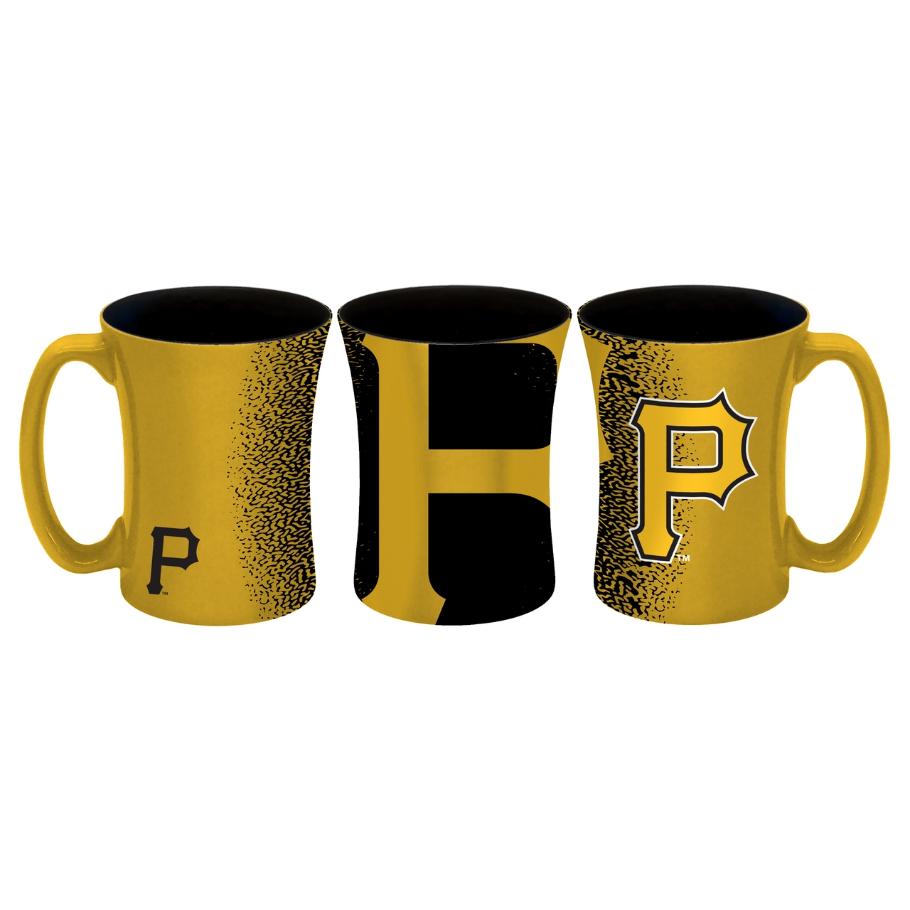 Pittsburgh Pirates Coffee Mug-14 Oz Mocha - 8886013600 - Mlb Baseball Pittsburgh Pirates Coffee Mugs 8886013600