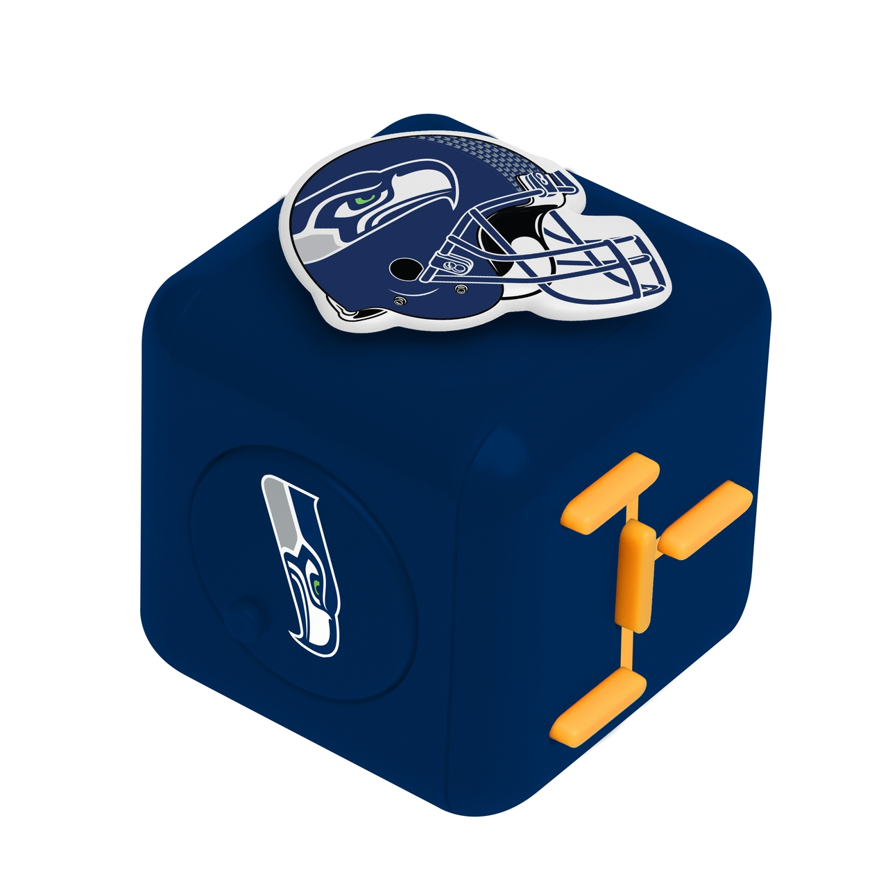Seattle Seahawks Cubez Diztracto - 9141850953 - Nfl Football Seattle Seahawks Toys Games Puzzles Games 9141850953