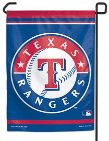 Texas Rangers Garden Flag 11x15 - 3208568409 - Mlb Baseball Texas Rangers Garden Flags 3208568409