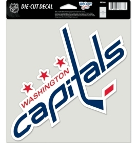 Washington Capitals Decal 8x8 Die Cut Color - 3208585642 - Ncaa College Capital Capital Crusaders Decals 3208585642