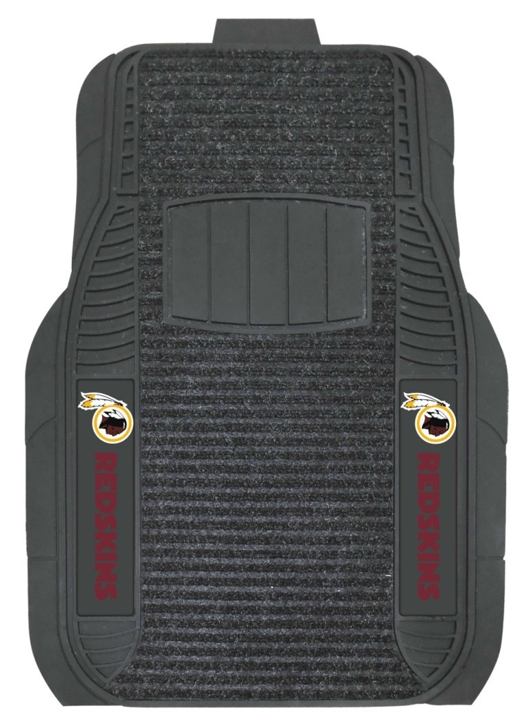 Washington Redskins Car Mats Deluxe Set - 4298903789 - Nfl Football Washington Redskins Car Mats 4298903789