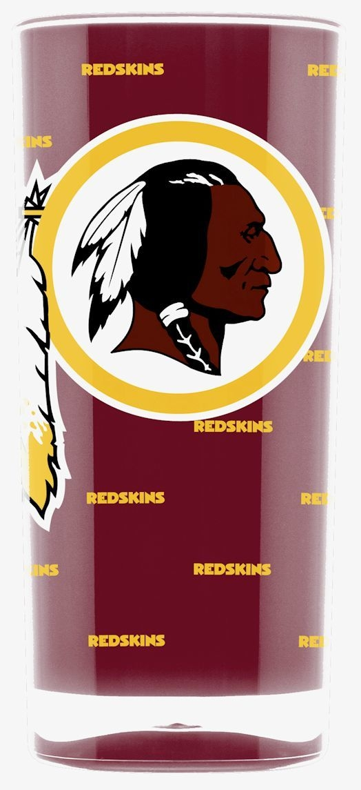 Washington Redskins Tumbler-square Insulated (16oz) - 9413103012 - Nfl Football Washington Redskins Tumblers And Pint Glasses 9413103012