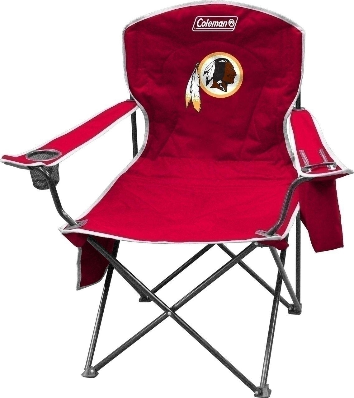 Washington Redskins Xl Cooler Quad Chair - 1509927729 - Nfl Football Washington Redskins Other 1509927729