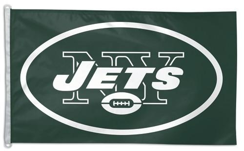 New York Jets Flag 3x5 - 3208566960 - Nfl Football New York Jets 3x5 Flags 3208566960