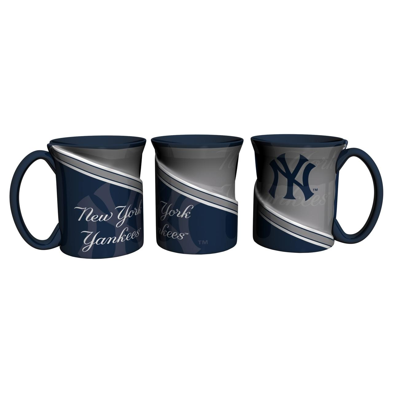 Mlb Baseball New York  Coffee Mugs - 8886013772 - New York  Coffee Mug 18oz Twist Style 8886013772