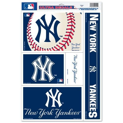 New York  Decal 11x17 Ultra - 3208515569 - Mlb Baseball New York  Decals 3208515569