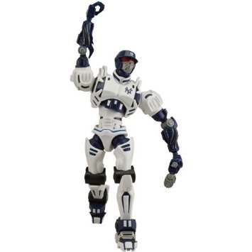 Mlb Baseball New York  Robots Figurines - 1263301169 - New York  Fox Sports Robot 1263301169