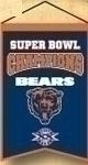 Chicago Bears Super Bowl Champs Banner - 30141 - Nfl Football Chicago Bears Banners 30141