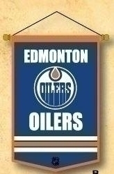 Edmonton Oilers Traditions Banner - 65560 - Nhl Hockey Edmonton Oilers Banners 65560