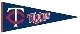 Mlb Baseball Minnesota Twins Pennants - 60160 - Minnesota Twins Traditions 60160