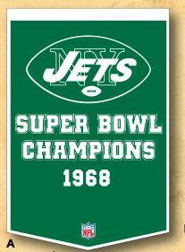 Ny Jets Banner - 77055 - Nhl Hockey Winnipeg Jets Banners 77055