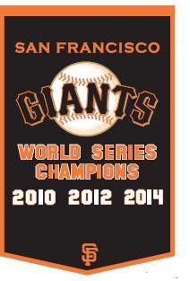 San Francisco  Banner - 76250 - Mlb Baseball San Francisco  Banners 76250