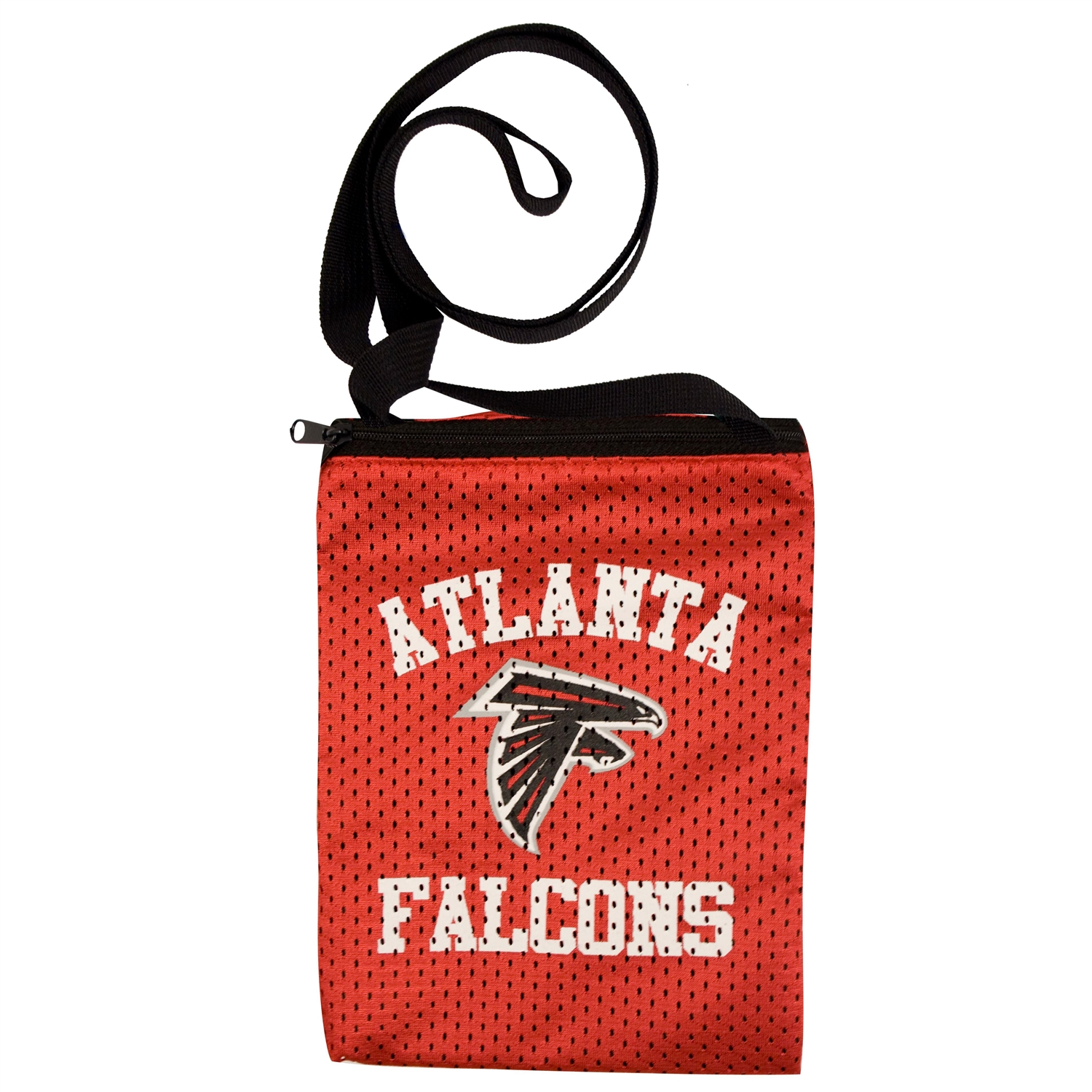 Nfl Football Atlanta Falcons Toys Games Puzzles Games - 300103-falc - Atlanta Falcons Game Day Pouch 300103-FALC