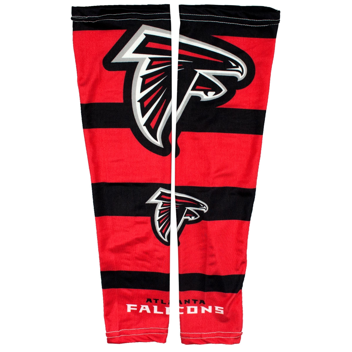 Nfl Football Atlanta Falcons Strong Arm Sleeves - 300612-falc - Atlanta Falcons Strong Arm 300612-FALC