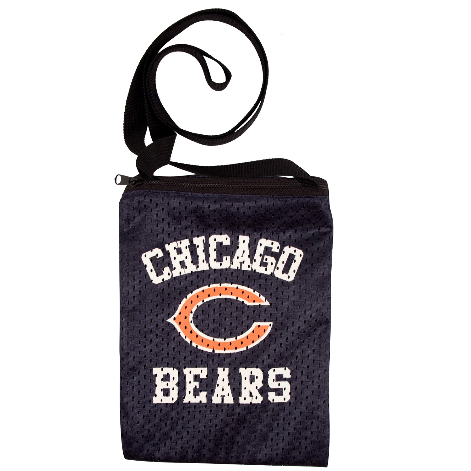 Nfl Football Chicago Bears Toys Games Puzzles Games - 300103-bear - Chicago Bears Game Day Pouch 300103-BEAR