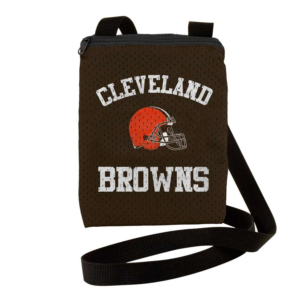 Football Nfl Football Cleveland Browns Toys Games Puzzles Games - 300103-brwn-2 - Cleveland Browns Game Day Pouch 300103-BRWN-2