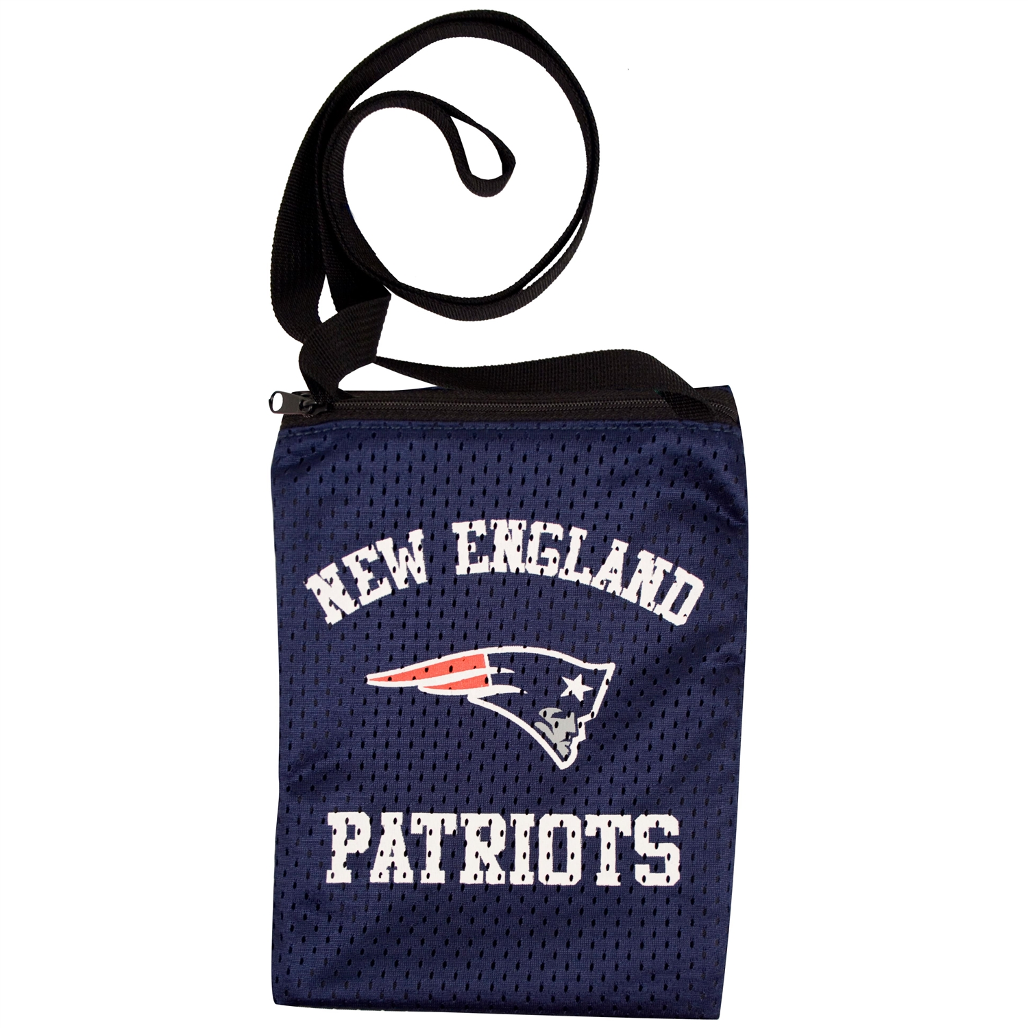 Nfl Football New England Patriots Toys Games Puzzles Games - 300103-pats-1 - New England Patriots Game Day Pouch 300103-PATS-1
