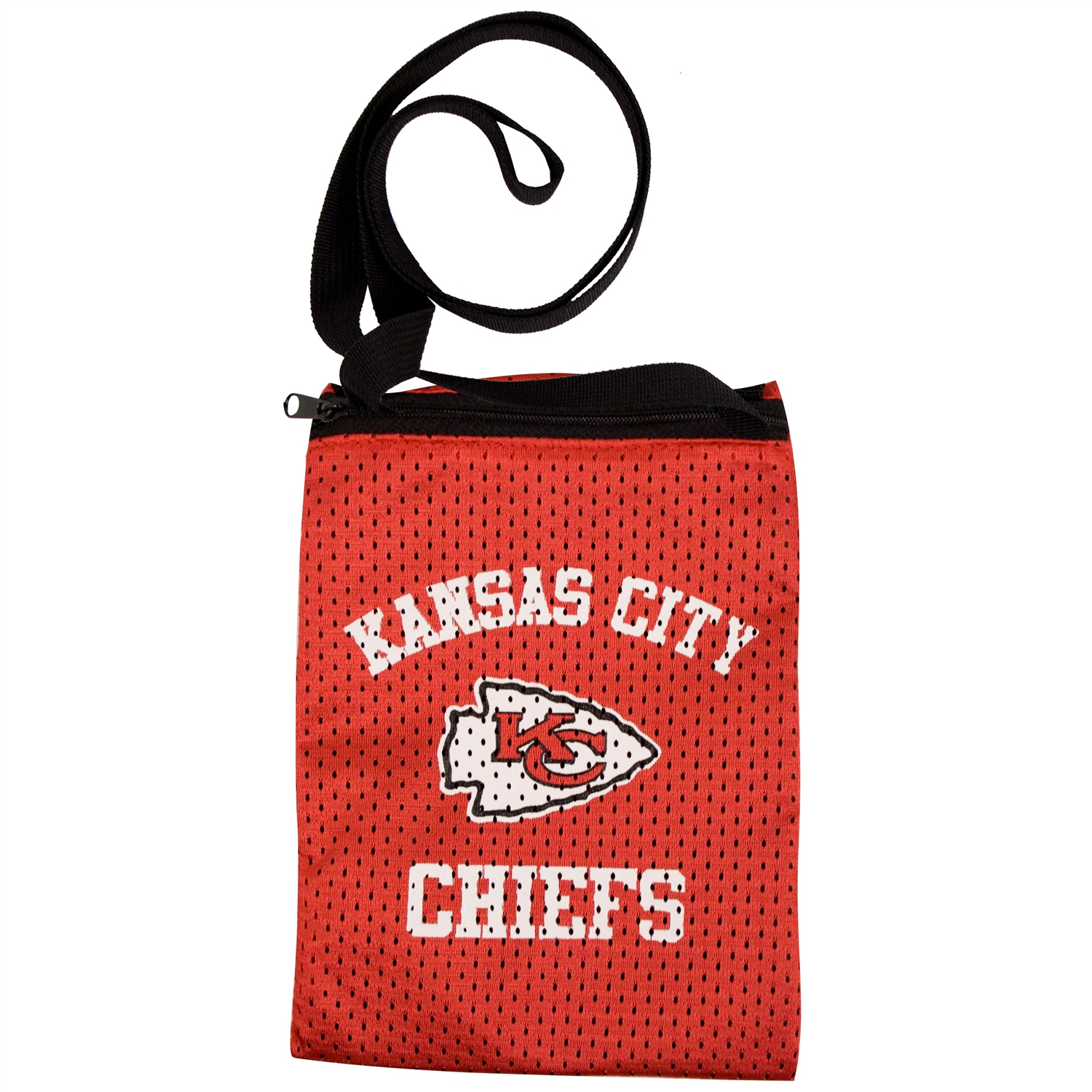Football Nfl Football Kansas City Chiefs Toys Games Puzzles Games - 300103-chie-1 - Kansas City Chiefs Game Day Pouch 300103-CHIE-1
