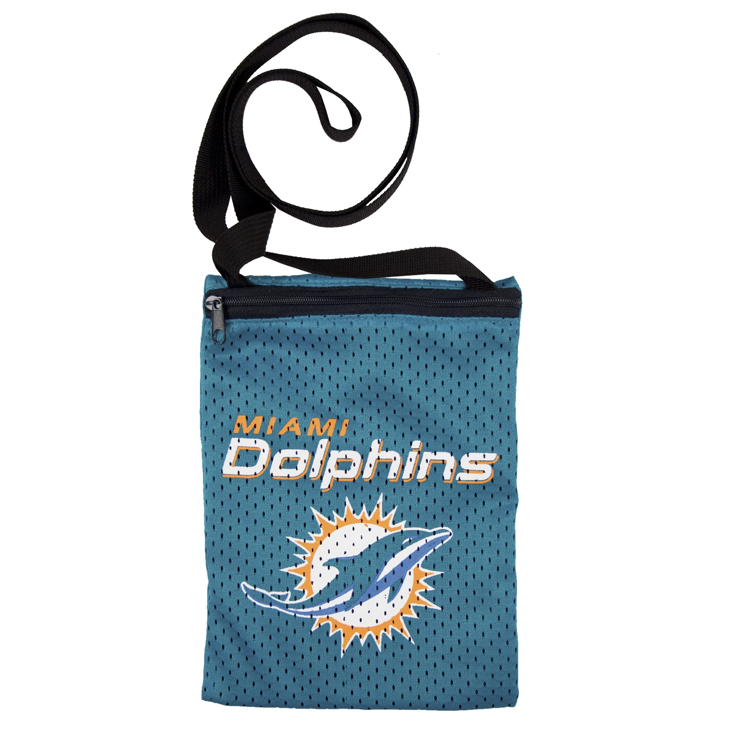 Miami Dolphins Game Day Pouch - 300103-dolp-2 - Football Nfl Football Miami Dolphins Toys Games Puzzles Games 300103-DOLP-2