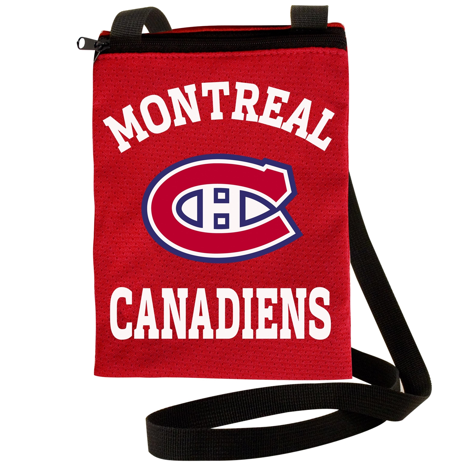 Hockey Nhl Hockey Montreal Canadiens Toys Games Puzzles Games - 500103-cand - Montreal Canadiens Game Day Pouch 500103-CAND