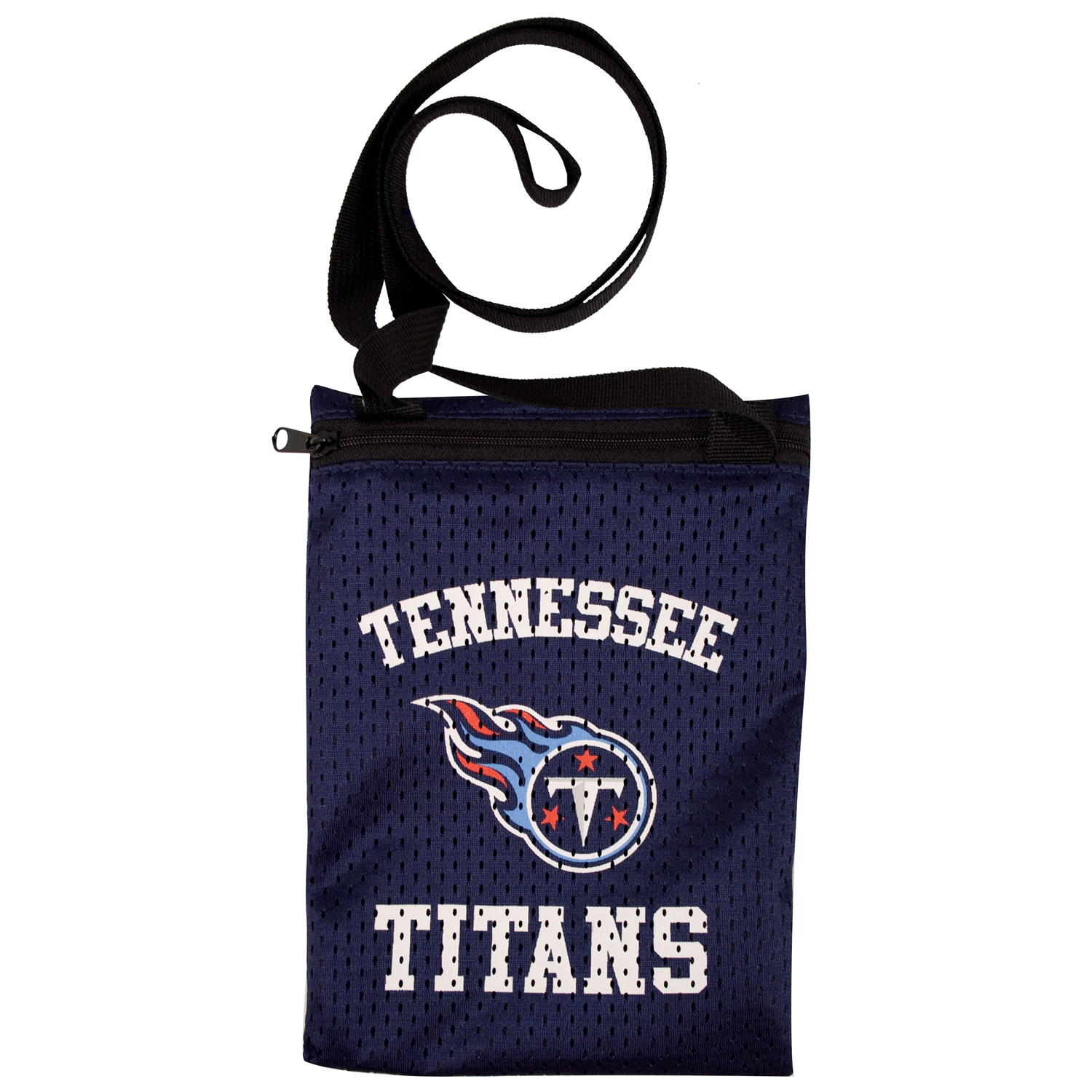 Tennessee Titans Game Day Pouch - 300103-titn - Handbags; Wallets Cases Nfl 300103-TITN