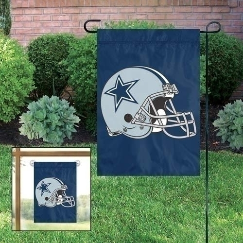 Nfl Football Dallas Cowboys Garden Flags - Gfda - Dallas Cowboys Garden/window Flag GFDA