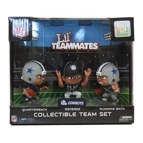 Dallas Cowboys Lil' Teammates Team Set - Lt3pda - Nfl Football Dallas Cowboys Bbq Sets LT3PDA