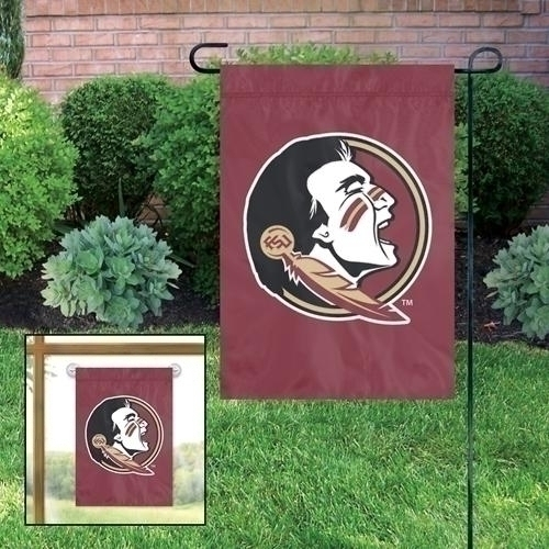 Ncaa College Florida State Fsu Seminoles Garden Flags - Gffsu - Florida State Seminoles Garden/window Flag GFFSU