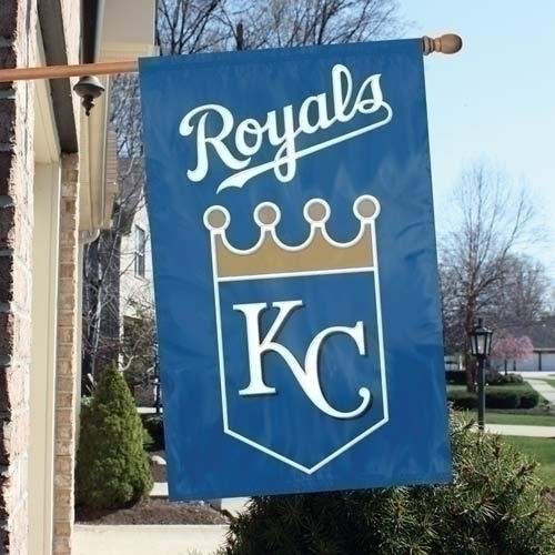 Kansas City S Appliqu Banner Flag - Afkcr - Ncaa College Kansas City Kansas Cc Umkc Blue Devils Banners AFKCR