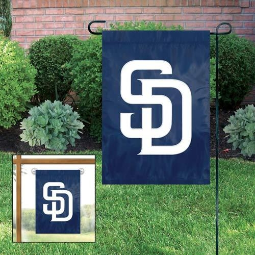 Mlb Baseball San Diego  Garden Flags - Gfsdp - San Diego  Garden/window Flag GFSDP