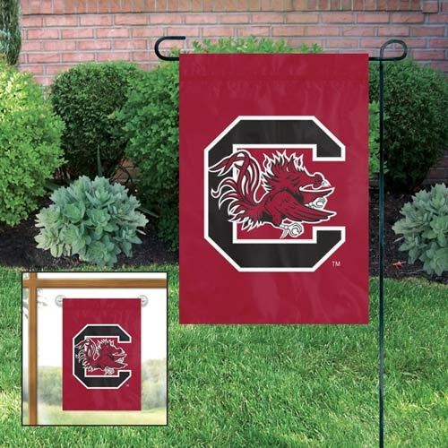South Carolina Gamecocks Garden/window Flag - Gfsc - Ncaa College South Carolina Usce Gamecocks Garden Flags GFSC